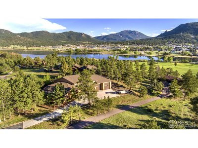 Estes Park Single Family Home For Sale: 557 Grand Estates Dr
