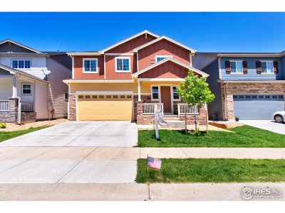 Fort Collins Single Family Home For Sale: 2244 Friar Tuck Ct