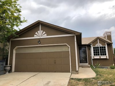 Longmont Single Family Home For Sale: 2141 Hackberry Cir