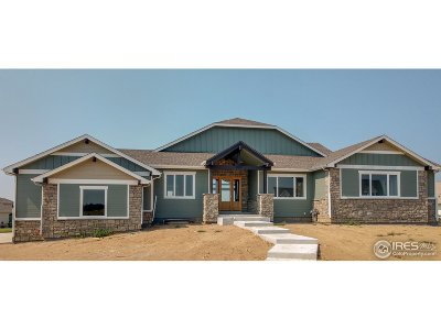Weld County Single Family Home For Sale: 3164 Elderberry Ln