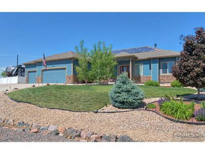 Dacono Single Family Home For Sale: 5037 Peregrine Rd