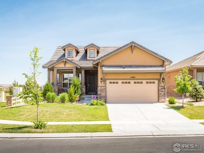 Broomfield Single Family Home For Sale: 15964 Wild Horse Dr