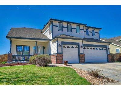 Longmont Single Family Home For Sale: 689 Glenarbor Cir