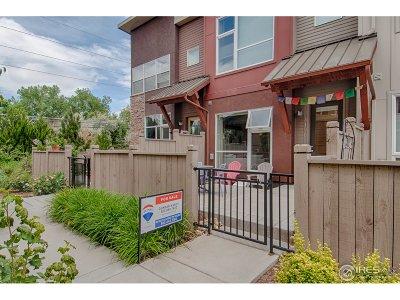 Boulder Condo/Townhouse For Sale: 4190 Longview Ln