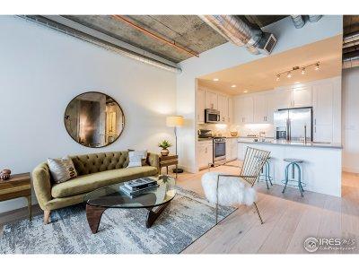 Boulder Condo/Townhouse For Sale: 3401 Arapahoe Ave #218