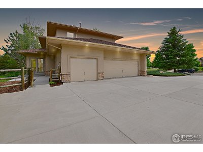 Fort Collins Single Family Home For Sale: 3722 Eagle Spirit Ct