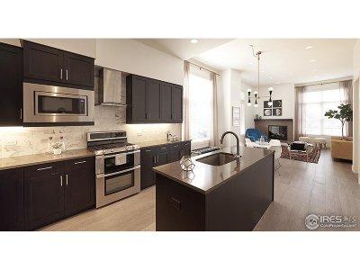 Boulder Condo/Townhouse For Sale: 3301 Arapahoe Ave #101