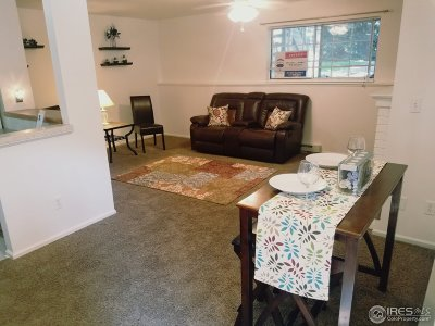 Fort Collins Condo/Townhouse For Sale: 1601 W Swallow Rd #A