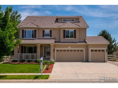 Broomfield Single Family Home For Sale: 13816 Windom Ln