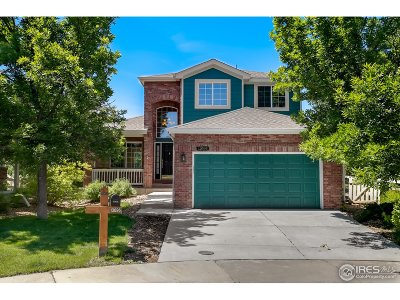 Broomfield Single Family Home For Sale: 13696 Plaster Cir