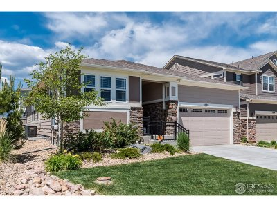 Longmont Single Family Home For Sale: 1020 Redbud Cir