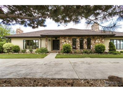Loveland Single Family Home For Sale: 5818 Jordan Dr