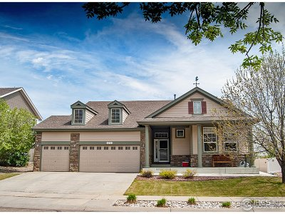 Fort Collins Single Family Home For Sale: 6232 Westchase Rd