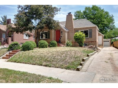Denver Single Family Home For Sale: 1530 Ivy St