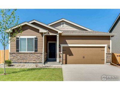 Berthoud Single Family Home For Sale: 2890 Urban Pl