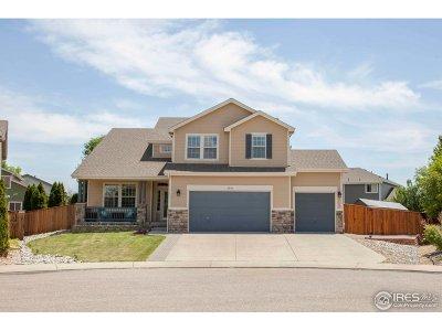 Longmont Single Family Home For Sale: 2010 Glenarbor Ct