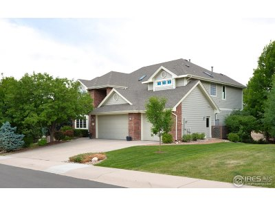 Fort Collins Single Family Home For Sale: 827 Napa Valley Dr