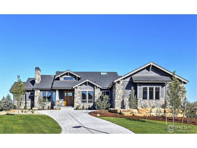Weld County Single Family Home For Sale: 2166 Driver Ln