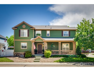 Longmont Single Family Home For Sale: 3829 Florentine Dr