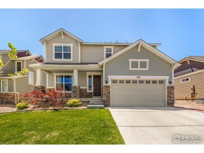Berthoud Single Family Home For Sale: 865 Wagon Bend Rd