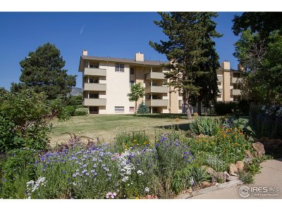 Boulder Condo/Townhouse For Sale: 3035 Oneal Pkwy #12