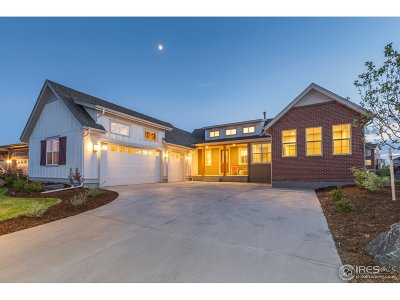 Loveland Single Family Home For Sale: 2515 Chaplin Creek Dr