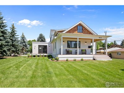 Boulder CO Single Family Home Active-Backup: $2,695,000