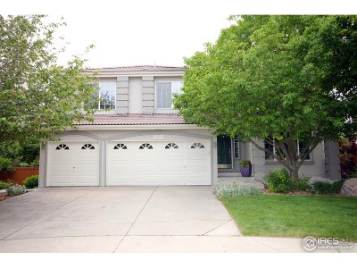 Broomfield Single Family Home For Sale: 13825 Dogleg Ln