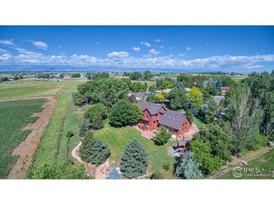 Longmont Single Family Home For Sale: 1328 Highway 66 Hwy