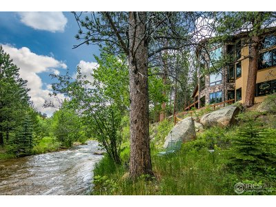 Estes Park CO Single Family Home For Sale: $1,600,000