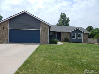 Greeley Single Family Home For Sale: 4418 W A St