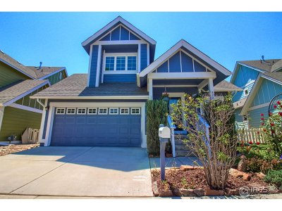 Longmont Single Family Home For Sale: 2305 Watersong Cir