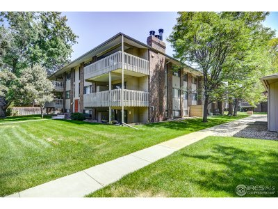 Boulder CO Condo/Townhouse For Sale: $365,000