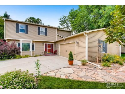 Fort Collins Single Family Home For Sale: 708 Dellwood Dr