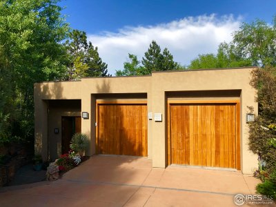 Boulder Single Family Home For Sale: 450 Gregory Ln