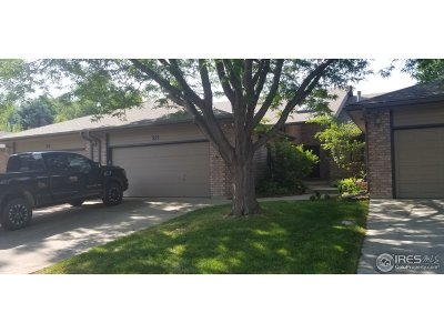 Greeley Condo/Townhouse For Sale: 2010 46th Ave #23