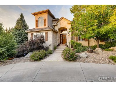 Niwot Single Family Home For Sale: 6484 Strawberry Ct