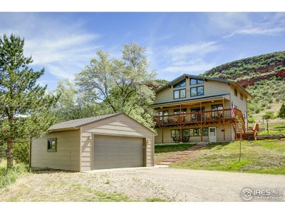 Loveland Single Family Home For Sale: 1208 S County Road 29