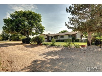 Berthoud Single Family Home For Sale: 1800 Blue Mountain Ave