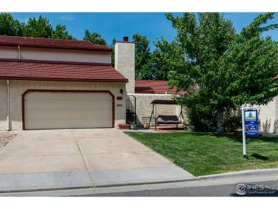 Broomfield Condo/Townhouse For Sale: 1117 Bosque St