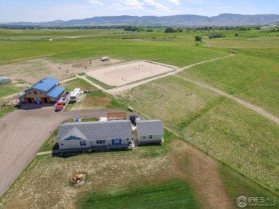 Fort Collins Farm & Ranch For Sale: 2546 Boettcher Farm Ct