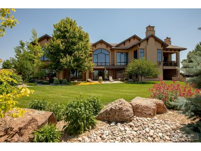 Fort Collins Single Family Home For Sale: 4165 Taliesin Way