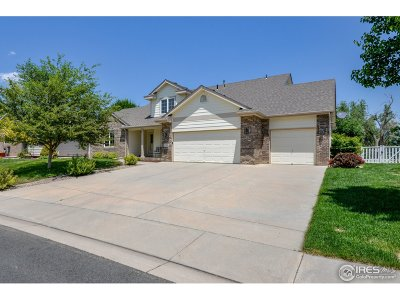 Loveland Single Family Home For Sale: 2309 Woody Creek Cir