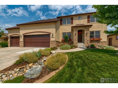 Weld County Single Family Home For Sale: 8300 Wynstone Ct