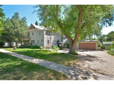 Longmont Single Family Home For Sale: 329 5th Ave