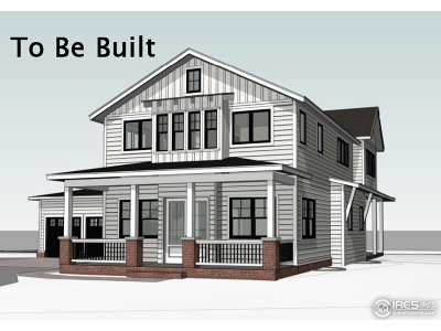 Berthoud Single Family Home For Sale: 2020 Cuda Ct