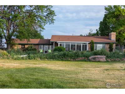 Erie Single Family Home For Sale: 4900 N 119th St