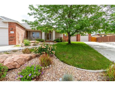 Greeley Single Family Home For Sale: 7301 18th St Rd