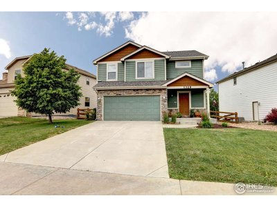 Greeley Single Family Home For Sale: 1329 60th Ave