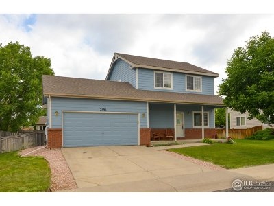 Loveland Single Family Home For Sale: 2596 W 45th St